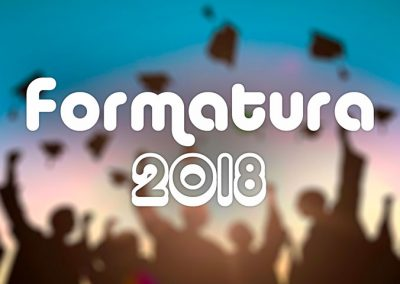 Formatura 2018 (Fotos e Vídeos)